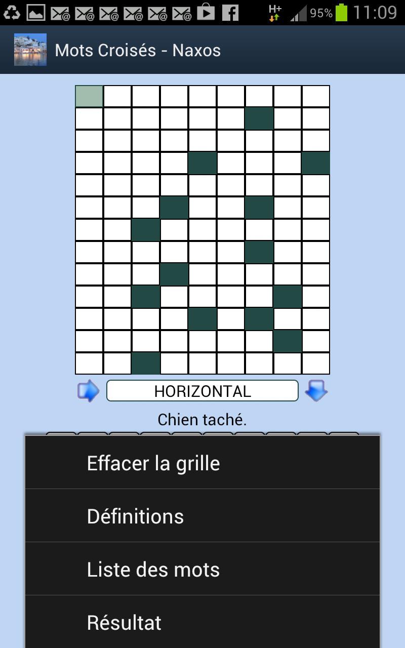 Mots Croisés Naxos For Android - Apk Download tout Resultat Mots Croises