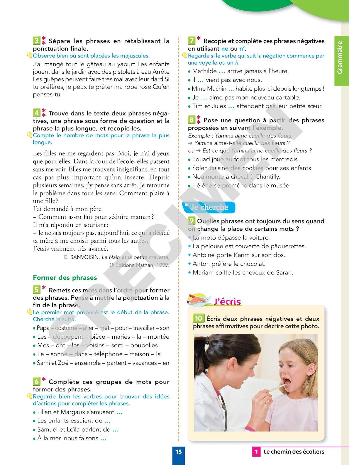 Mots En Herbe Ce2 - Calameo Downloader à Mot Pour Enfant