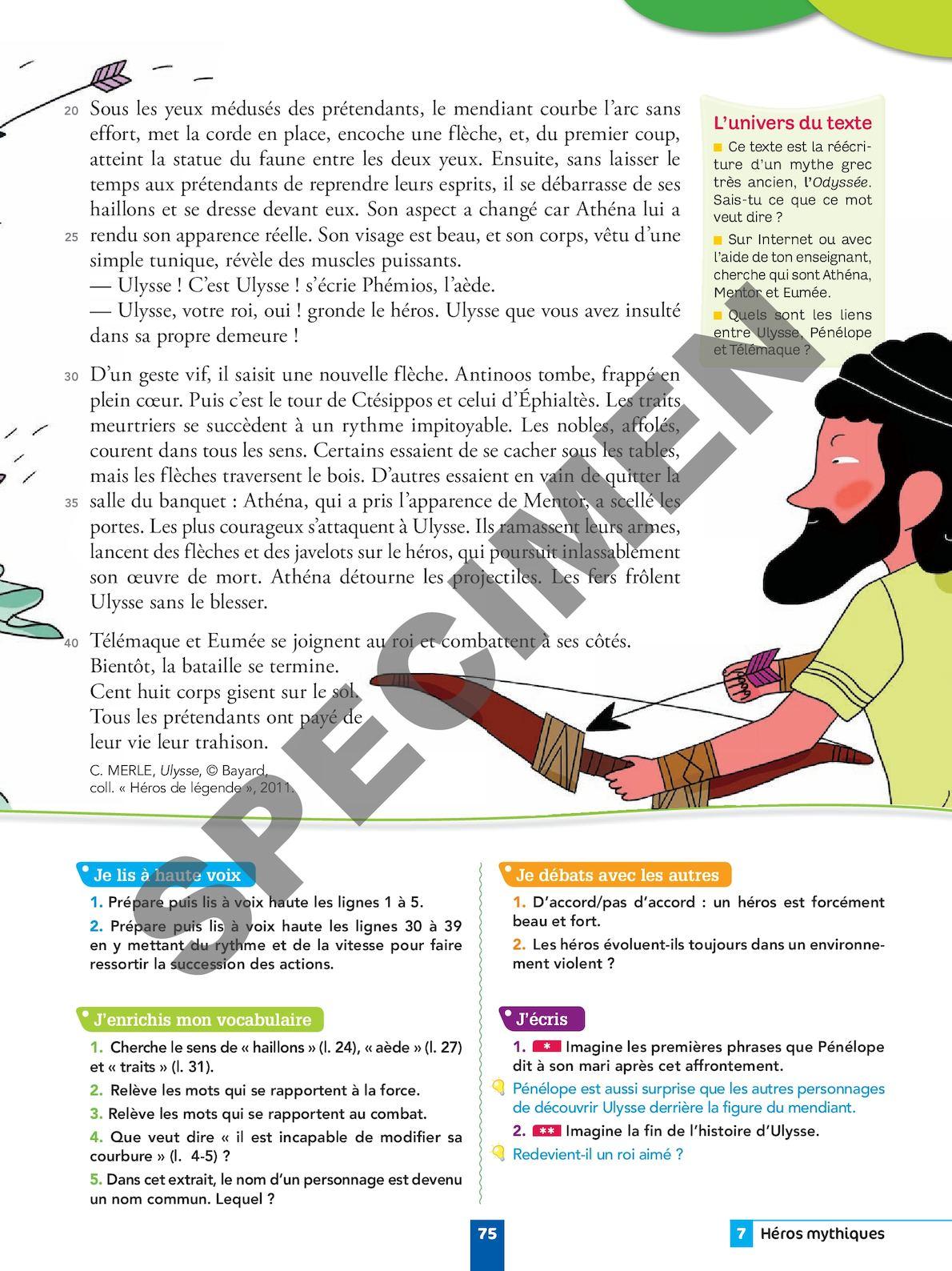 Mots En Herbe Cm2 - Calameo Downloader encequiconcerne 4 Images Et Un Mot