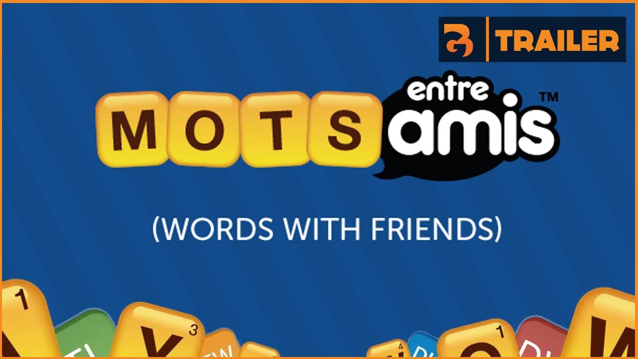 Mots Entre Amis : Premiers Aperçus destiné Jeux Gratuit De Mots