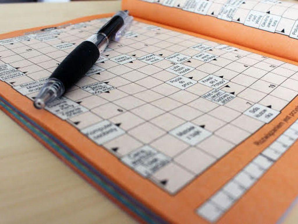 Mots Fléchés, Mots Croisés, Sudoku, Solitaire Jouez En avec Mots Fleches Ligne