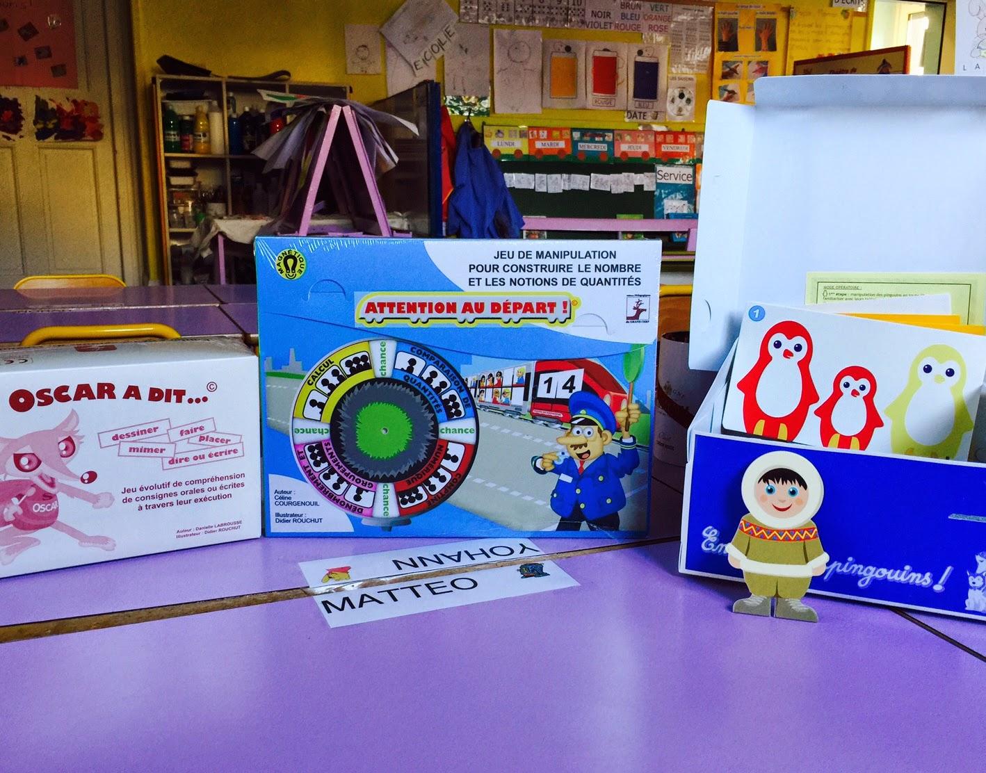 Mulhouse Maternelle Montavont: Nouveaux Jeux Pédagogiques à Jeux Pedagogique Maternelle