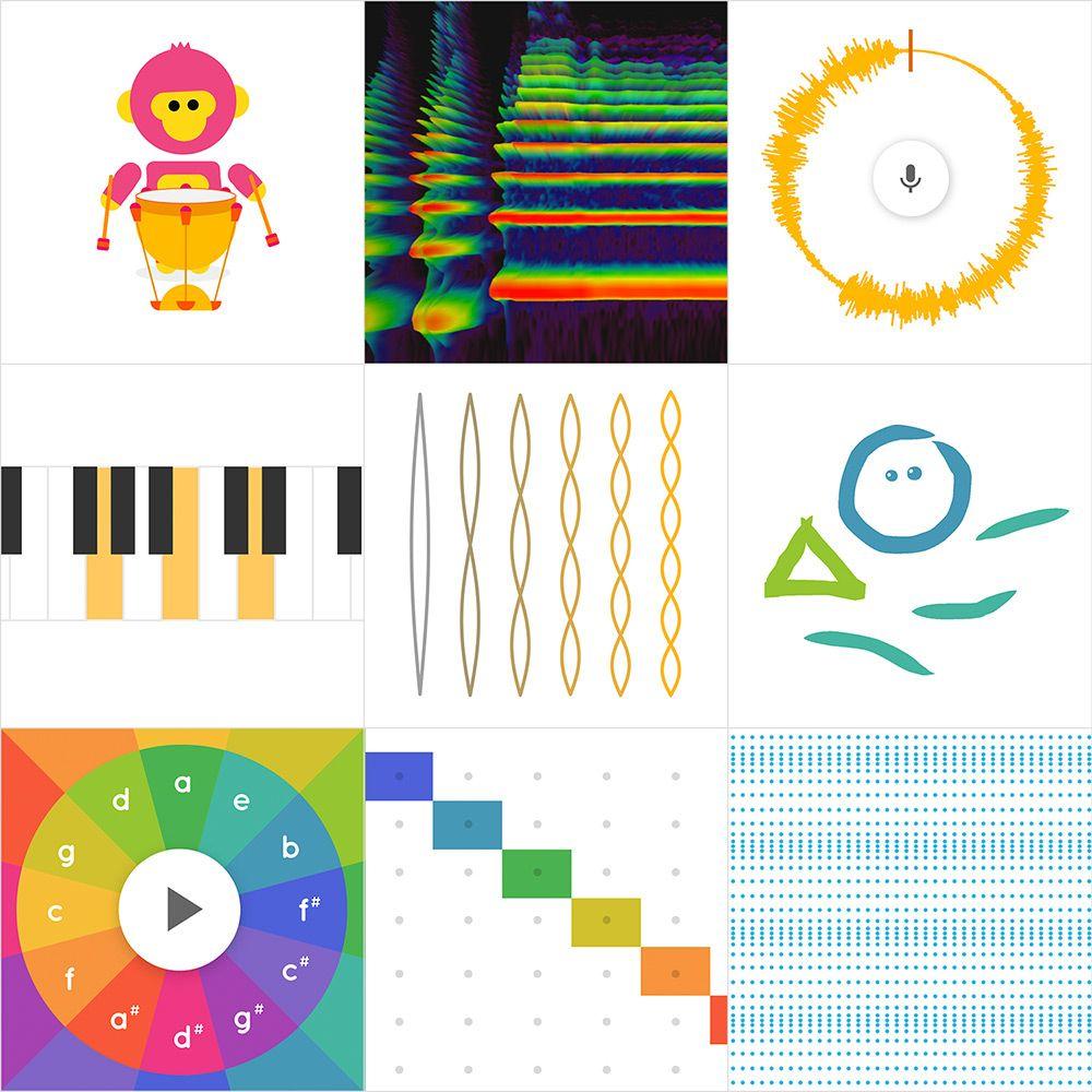 Music Is For Everyone. Play With Simple Experiments That Let avec Jeux De Musique En Ligne