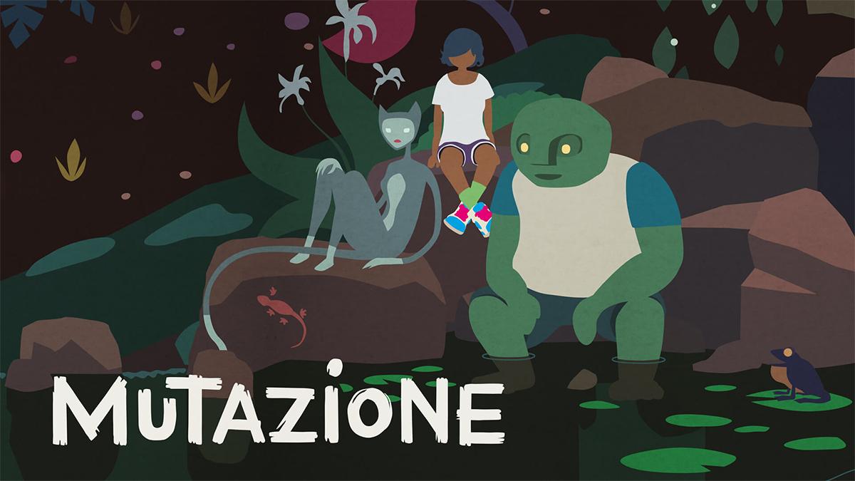 Mutazione, Jeu De La Semaine Gratuit Sur L'egs - Gamosaurus destiné Jeux D Animaux Gratuit