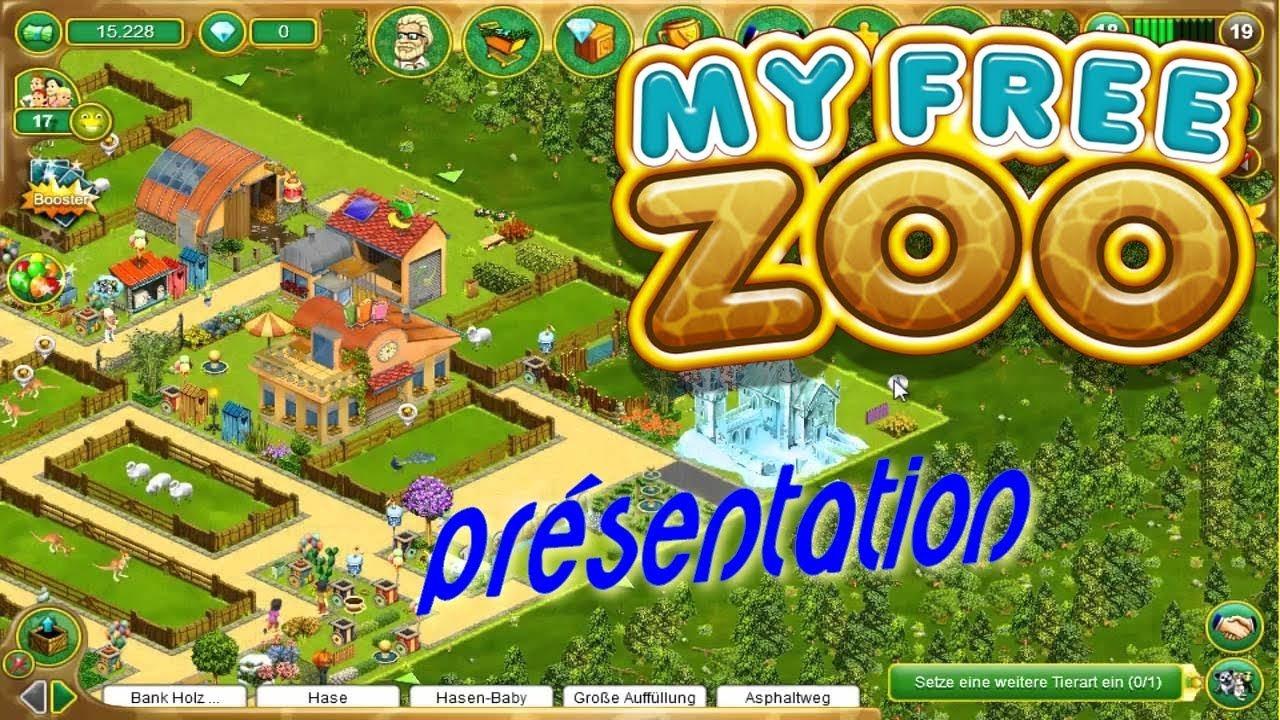 My Free Zoo Jeu Gratuit Pc concernant Jeux Gratuit De Village