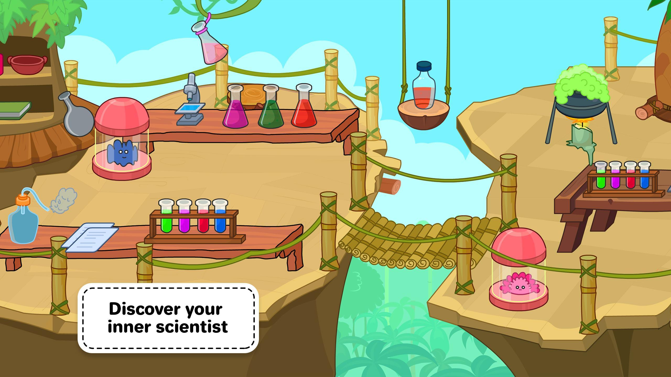 My Tizi World - Les Jeux De Villes Pour Enfants Pour Android intérieur Jeux Pc Enfant