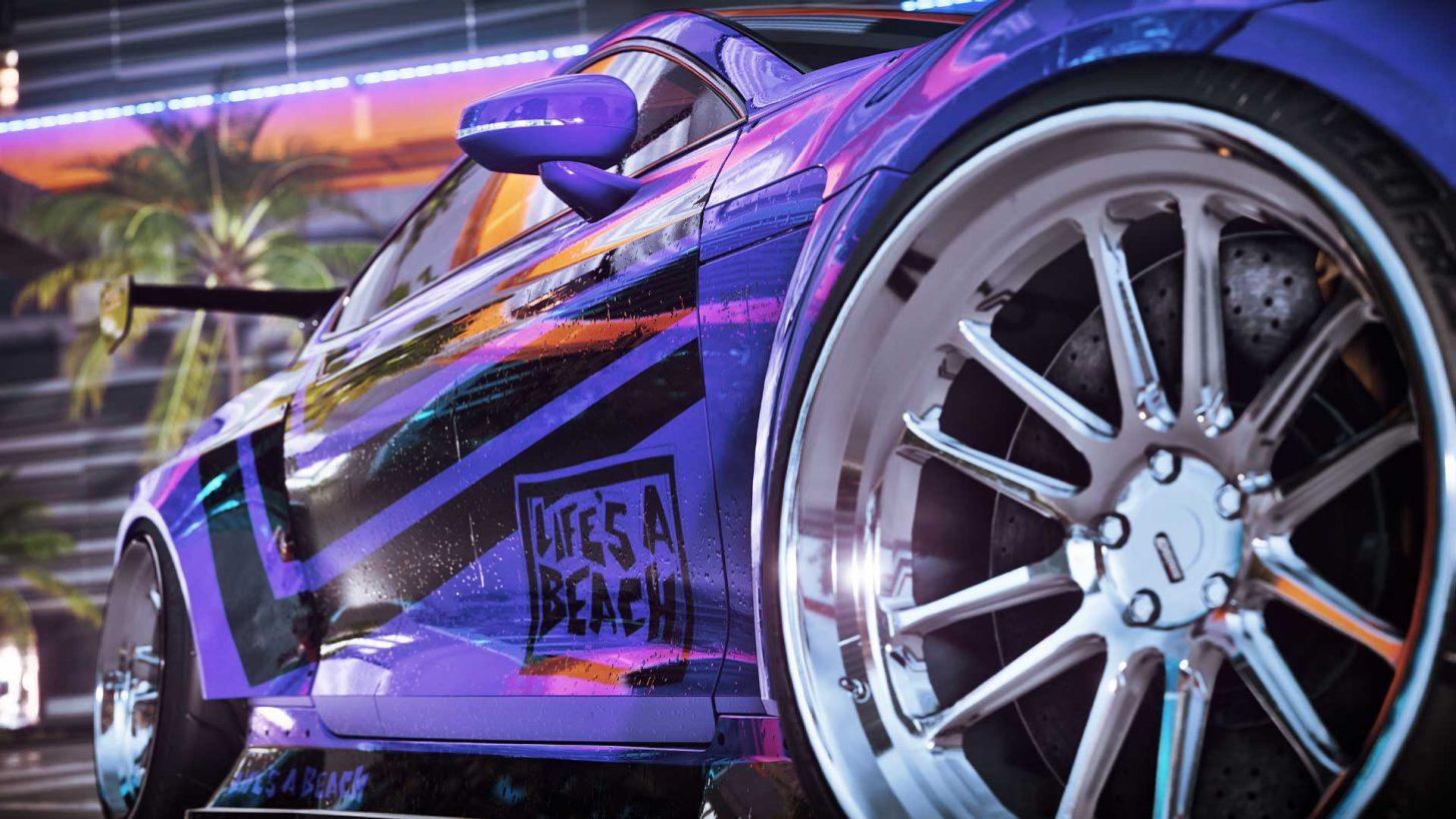 Need For Speed Heat : J'ai Eu Envie D'arrêter De Jouer Au pour Jeux De Parcours De Voiture
