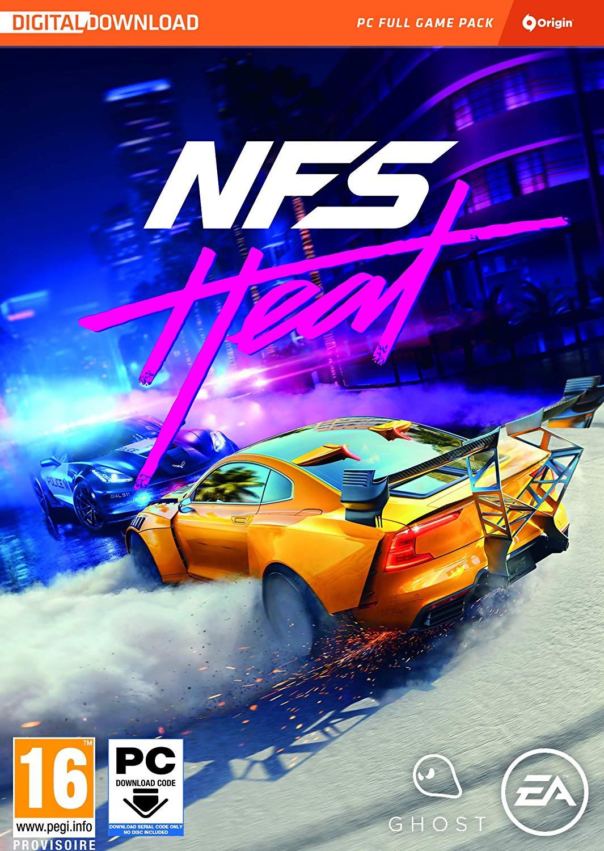 Need For Speed Heat : Voici La Liste Des Voitures Du Jeu avec Mini Jeux De Voiture