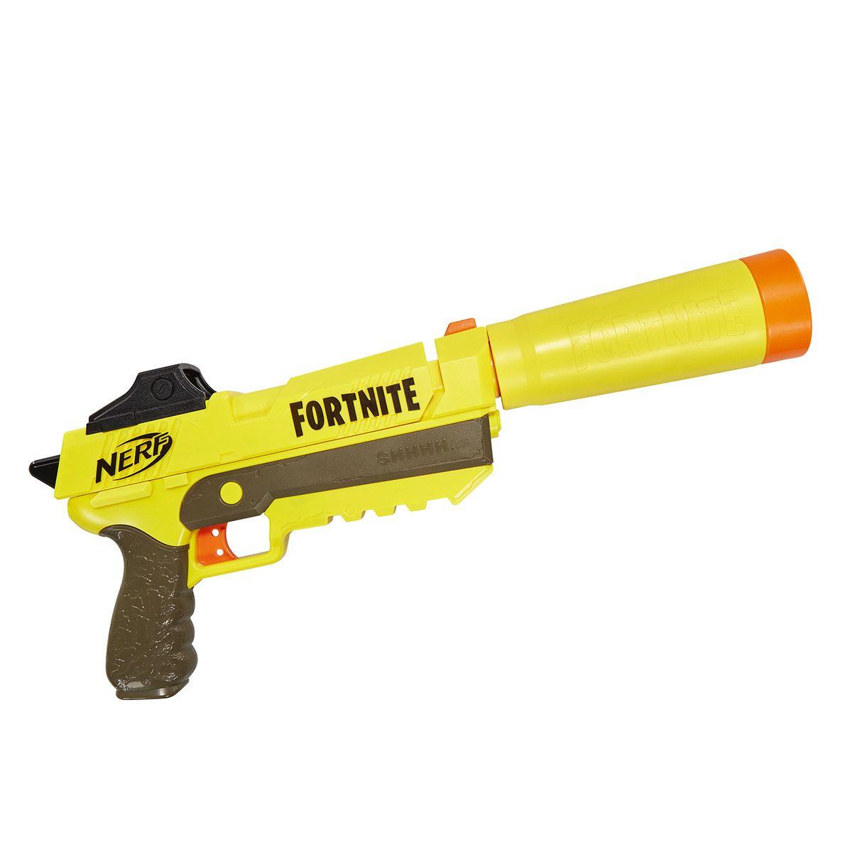 Nerf Fortnite Sp-L - Jeux De Tir Et Pistolets - La Grande Récré à Comment Dessiner Un Fusil