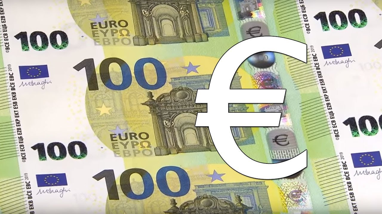 New 100 And 200 Euro Banknotes avec Billet De 100 Euros À Imprimer