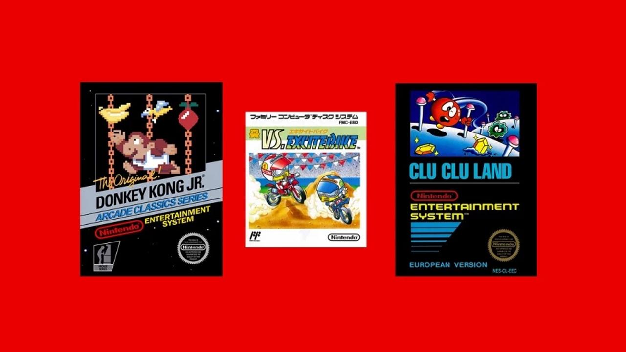 Nintendo Dévoile Les Trois Jeux Nes Offerts Sur Switch En Mai pour Jeux De Gorille Gratuit