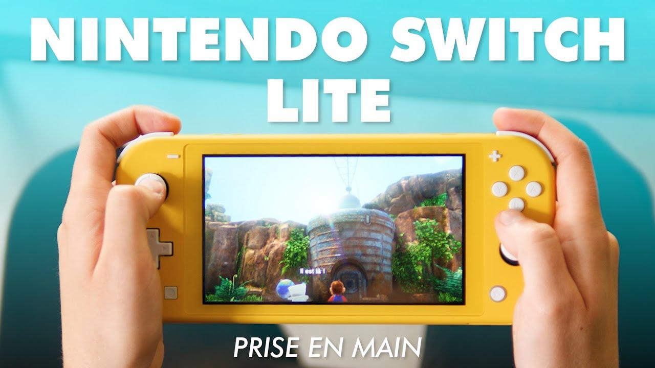 Nintendo Switch Lite : Les Trois Jeux À Acheter Avec La encequiconcerne Jeux Des 7 Différences Gratuit