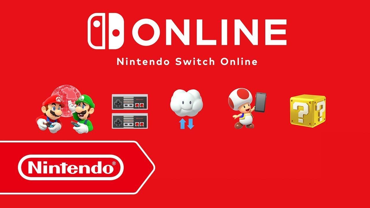 Nintendo Switch Online | Gamme Nintendo Switch | Nintendo serapportantà Jeux 2 Ans En Ligne