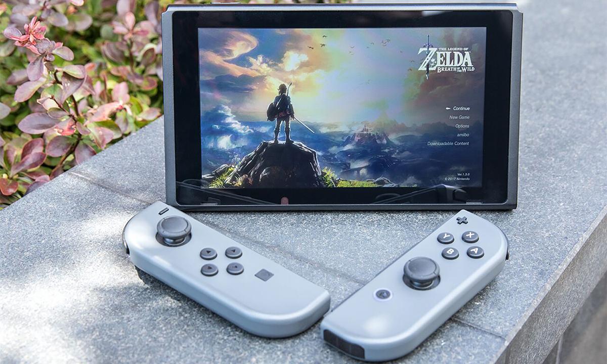 Nintendo Switch : Quels Sont Les Meilleurs Jeux En 2020 ? concernant Jeux 4 Ans Gratuit