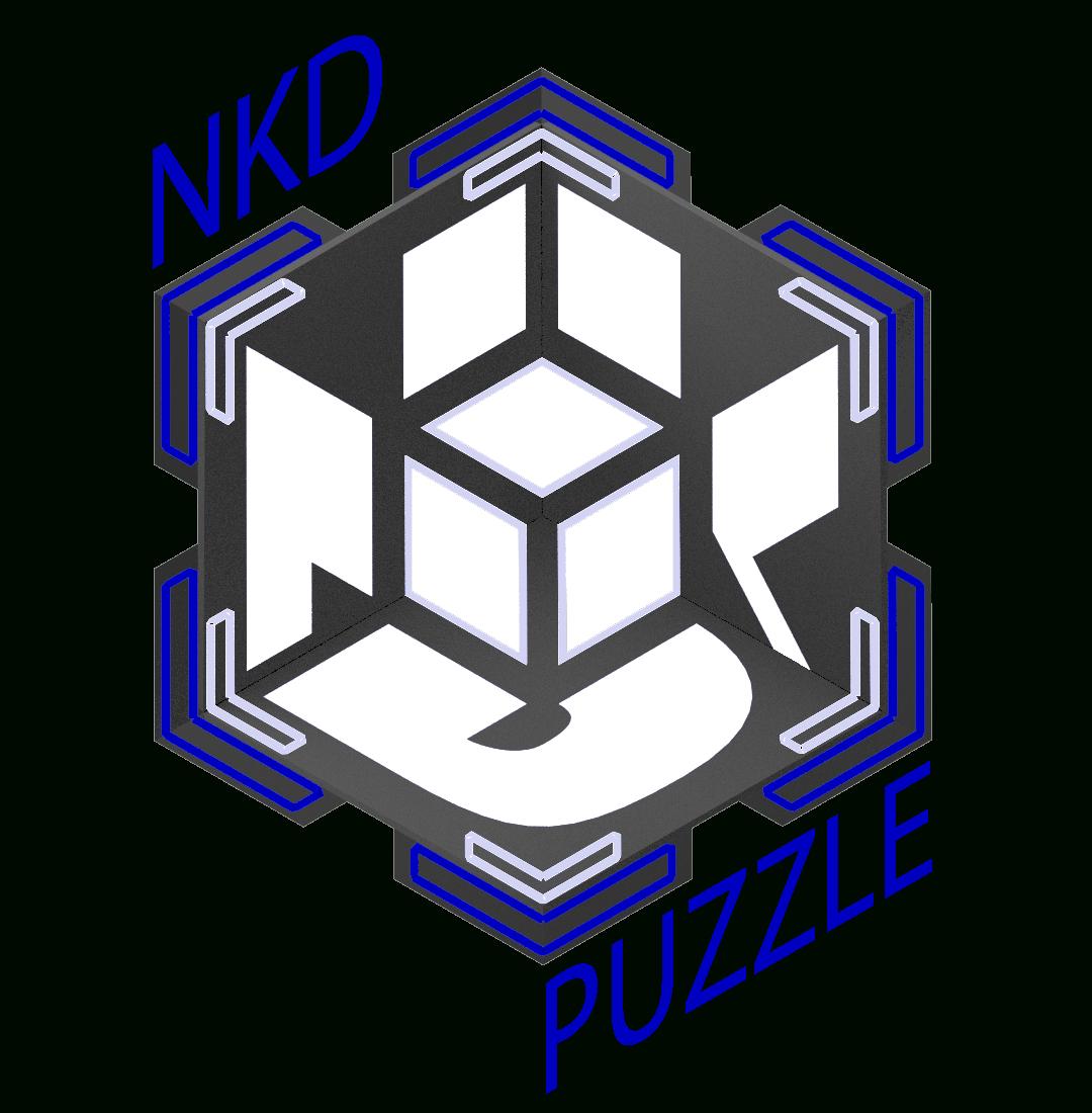 Nkd Puzzle : De Beaux Objets Énigmatiques Fabriqués En Bois pour Jouer Puzzle Gratuit