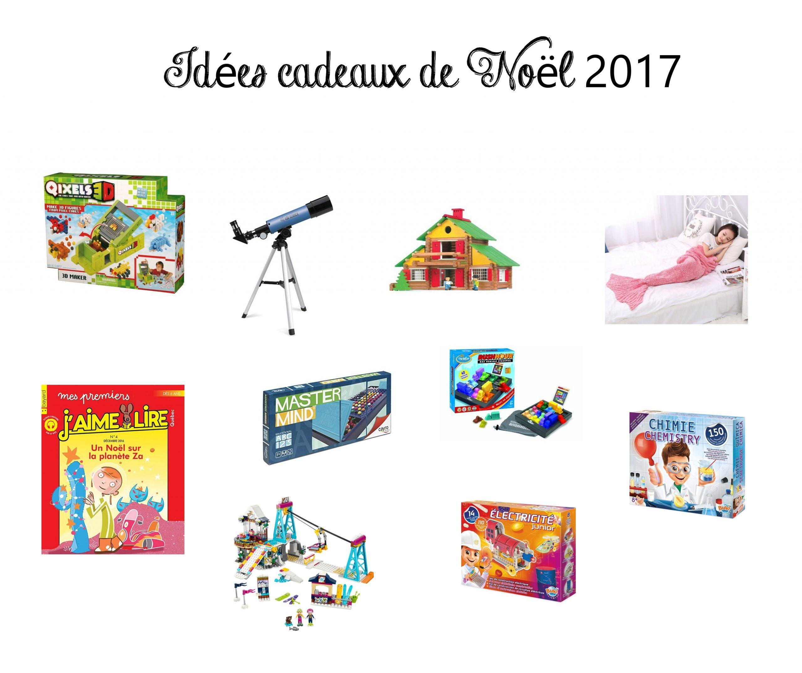 Noël 2017} 13 Idées Cadeaux Pour Des Enfants De 5 À 7 Ans tout Jeux Pour Enfant De 7 Ans