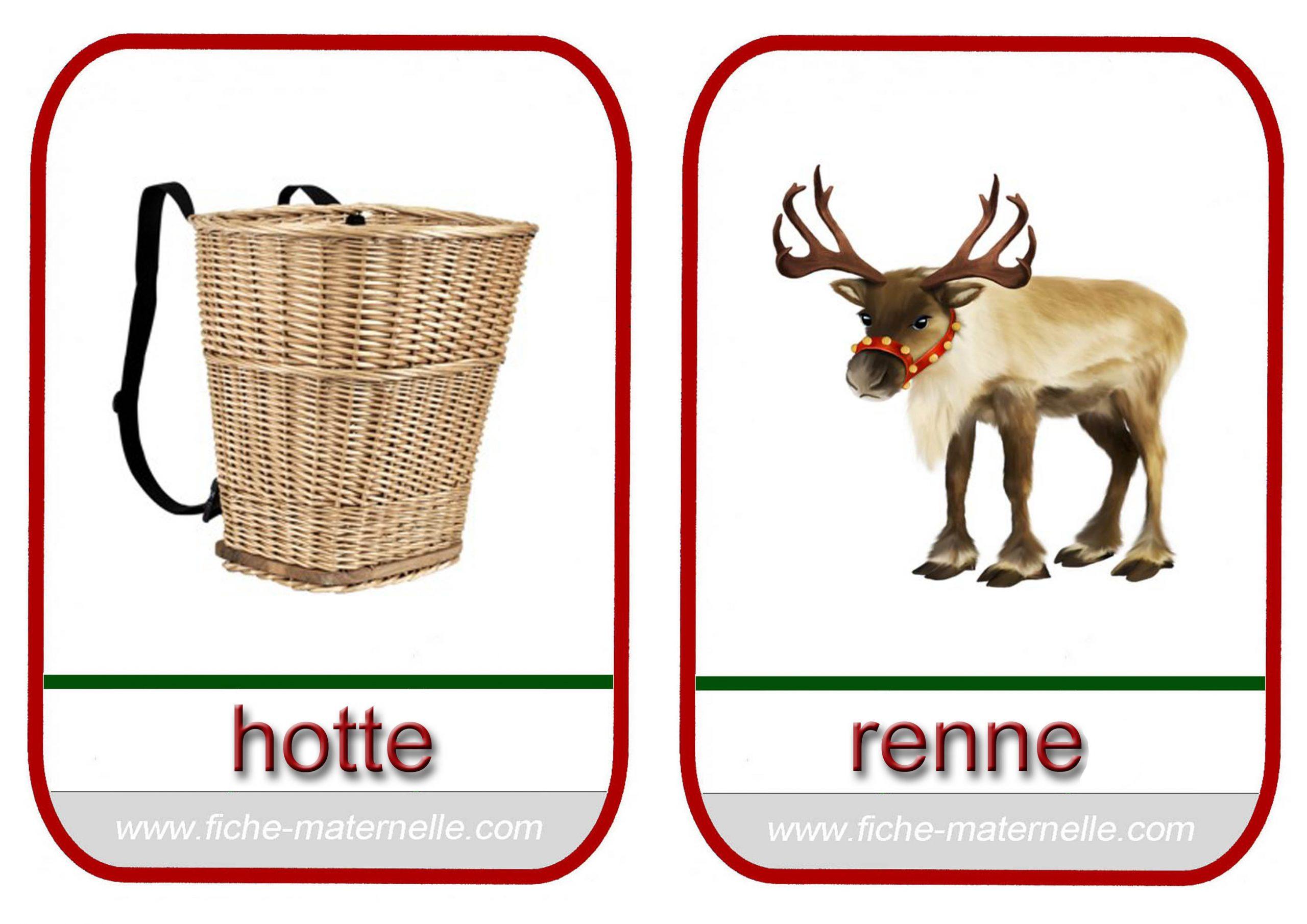 Noël En Maternelle à Imagier Noel Maternelle