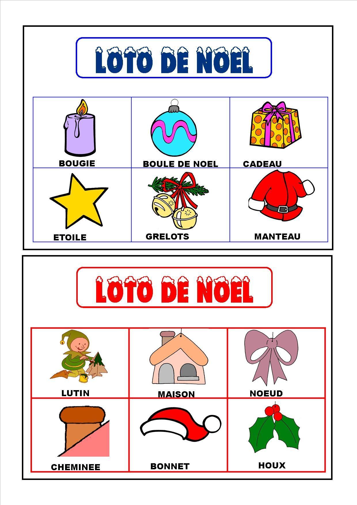 Noël - La Classe De Petite Section De Mc | Noel Maternelle, Noel avec Imagier Noel Maternelle
