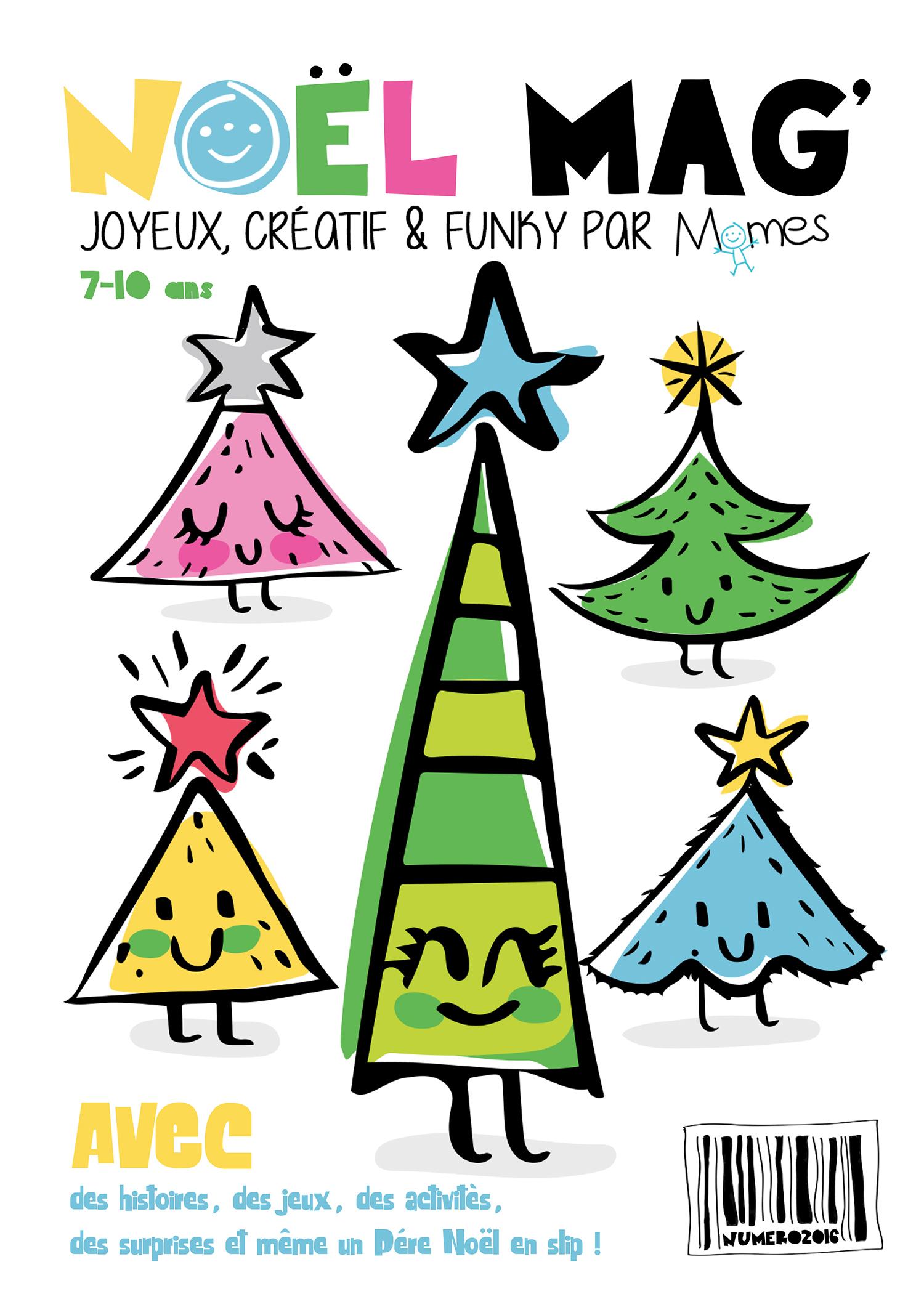 Noel Mag' ! Des Jeux De Noël À Imprimer ! - Momes encequiconcerne Cahier D Activité A Imprimer