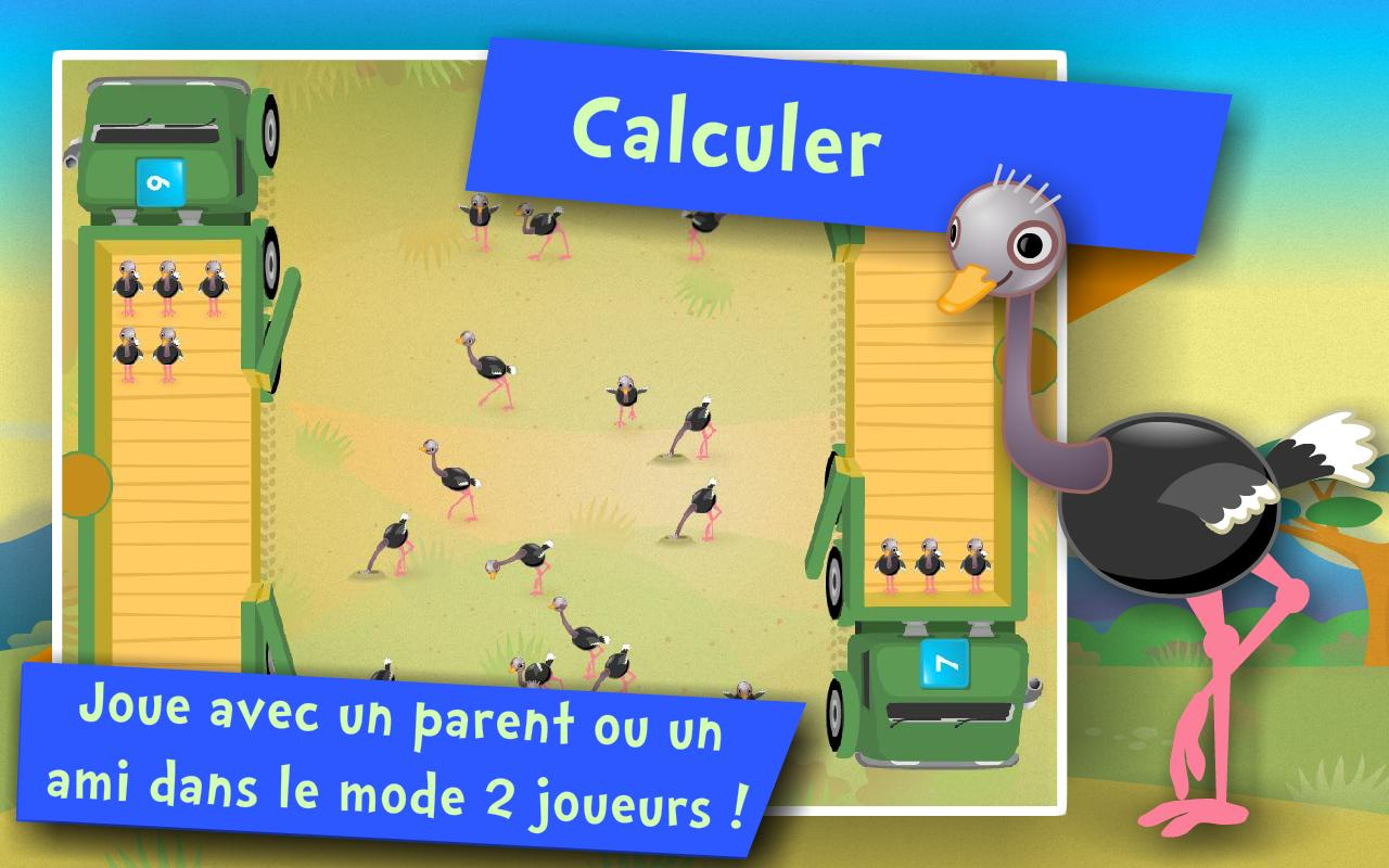 Nombres & Additions! Jeu Maths For Android - Apk Download avec Jeux Avec Des Nombres