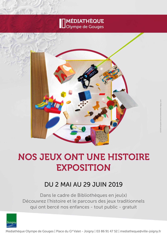 Nos Jeux Ont Une Histoire - Ville De Joigny encequiconcerne Jeux De Parcours Gratuit