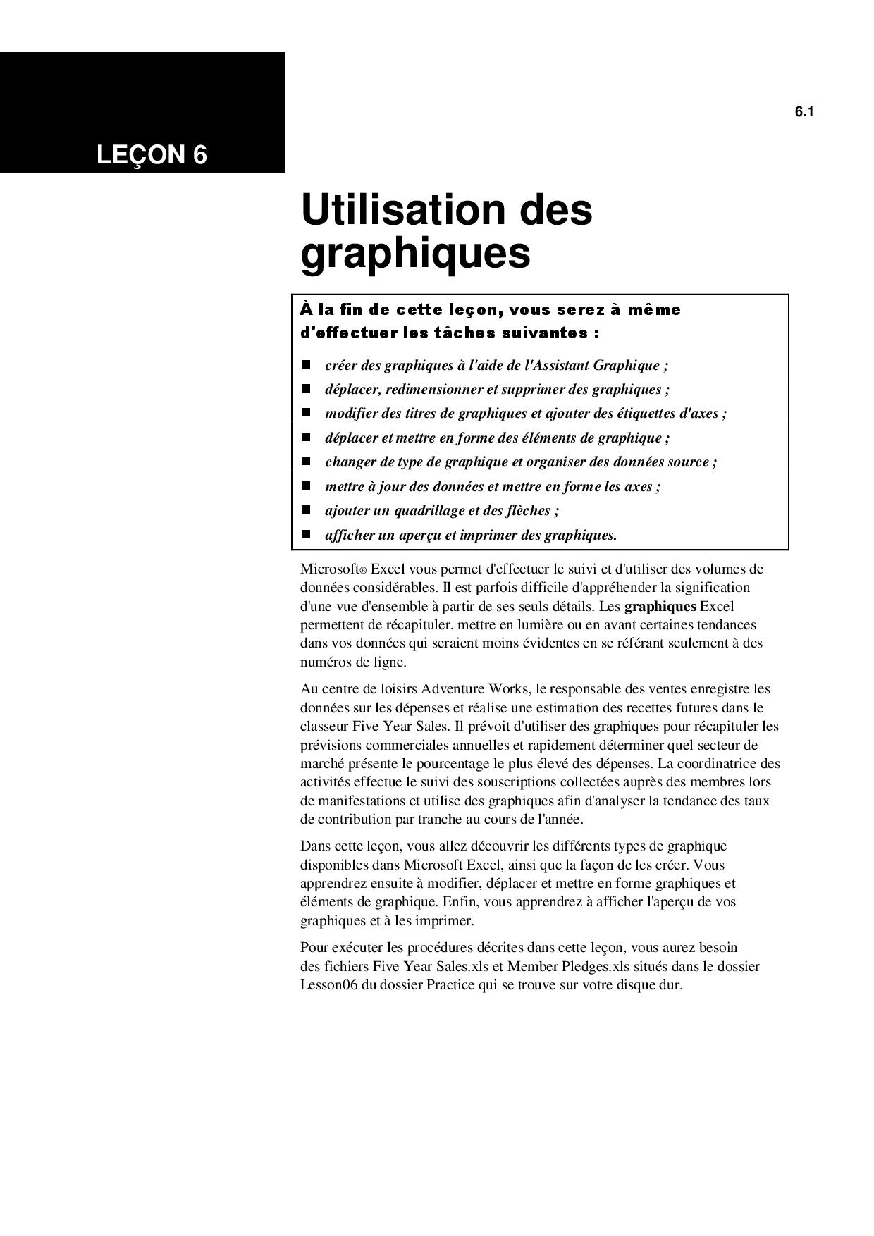 Notes Sur L'utilisation Des Graphiques - Docsity avec Quadrillage À Imprimer