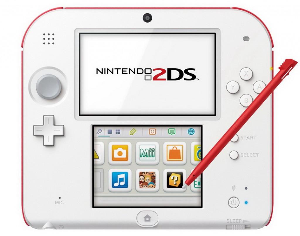 Notre Avis Sur La Nintendo 2Ds, La Console Idéale Pour Les serapportantà Jeux Video Enfant 5 Ans
