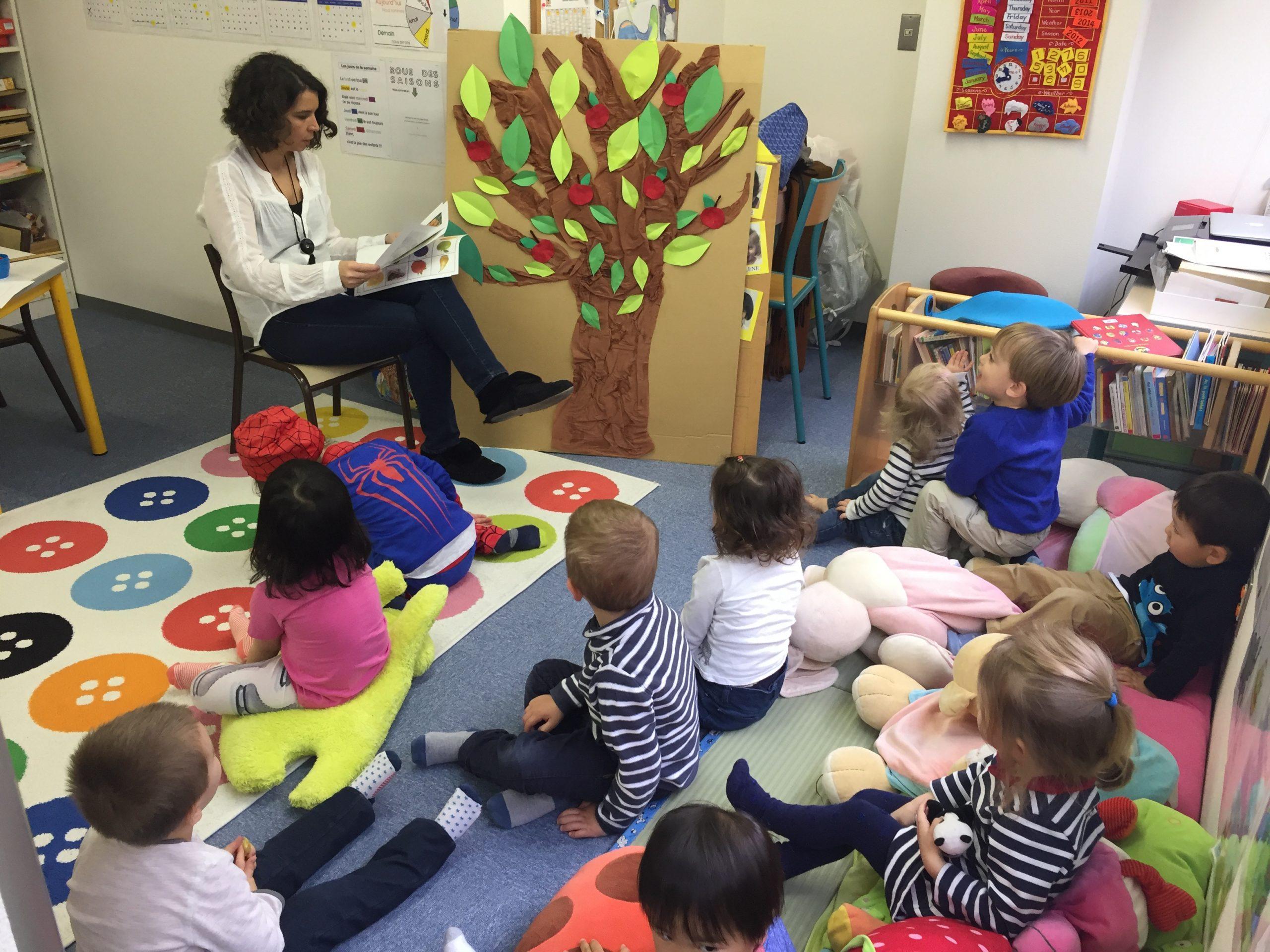 Notre Projet Pédagogique – Au Pays Des Sakuras | Jardin D dedans Jeux Educatif Maternelle Petite Section