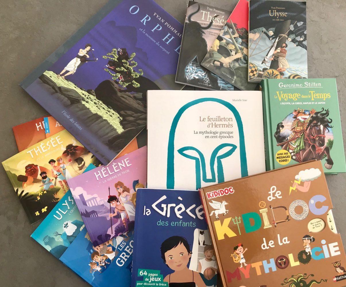 Notre Sélection De Livres Pour Enfants Sur La Grèce serapportantà Jeux Ludique Pour Enfant