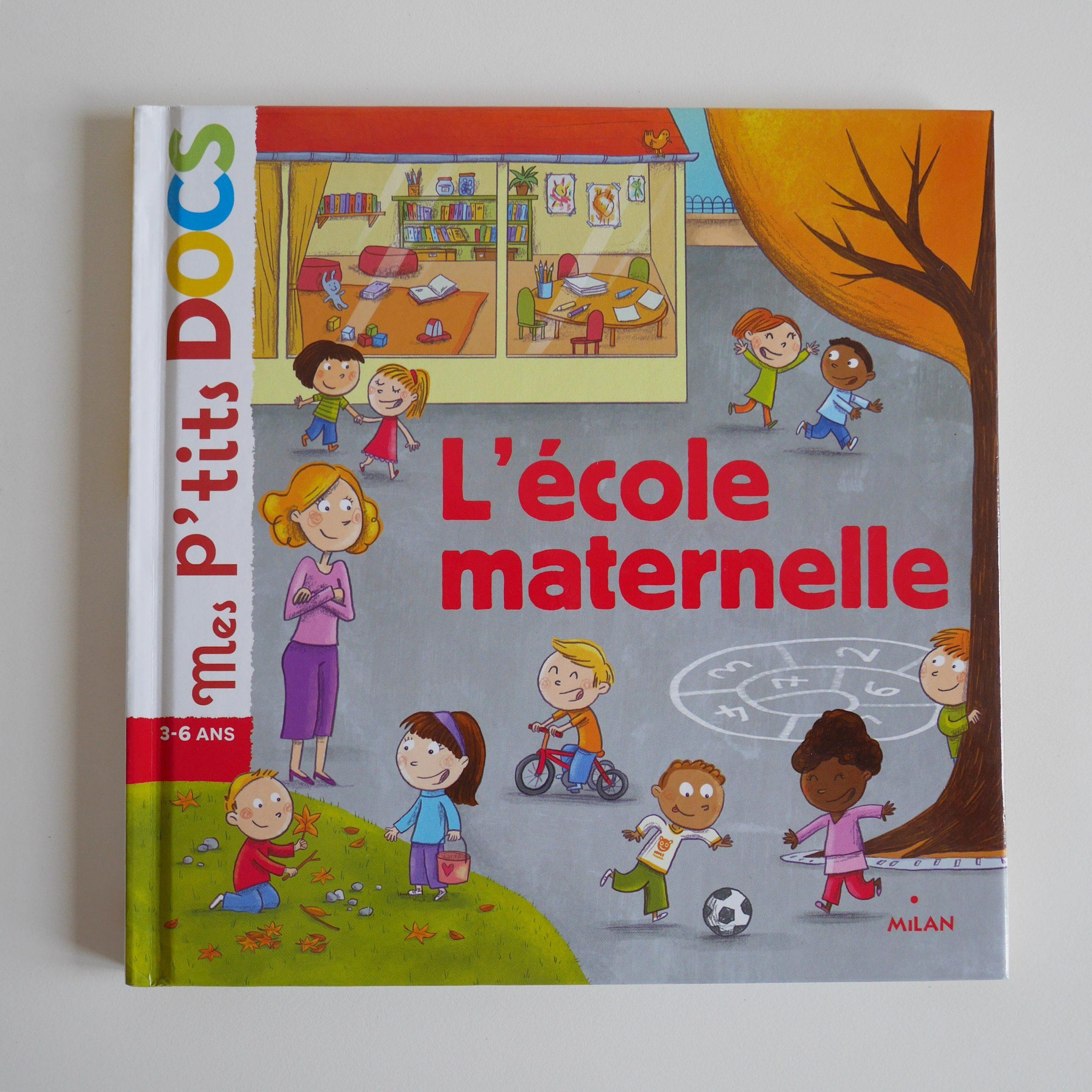 Notre Sélection De Livres Pour Préparer Sa Rentrée En serapportantà Livre Graphisme Maternelle
