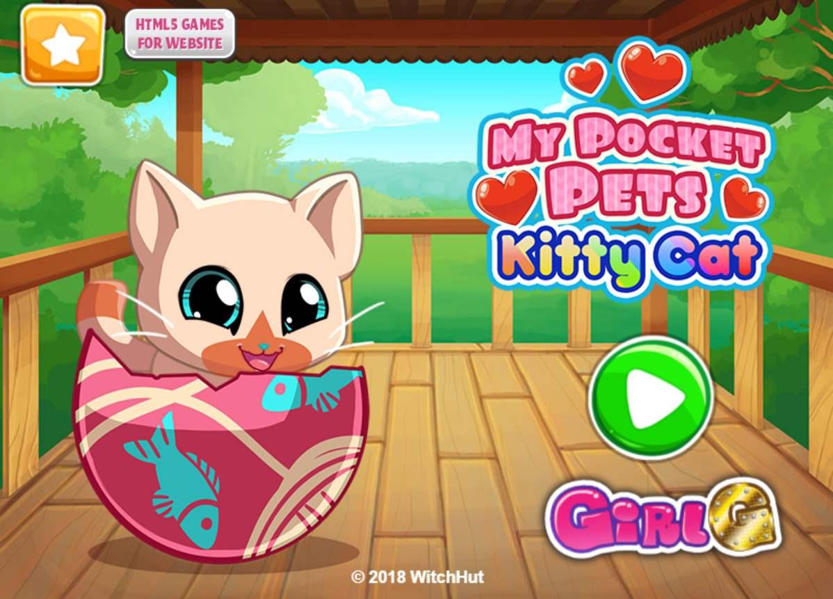 Nouveau Jeu Pour Fille Avec Les Animaux Virtuels Génial pour Jeux D Animaux Pour Fille
