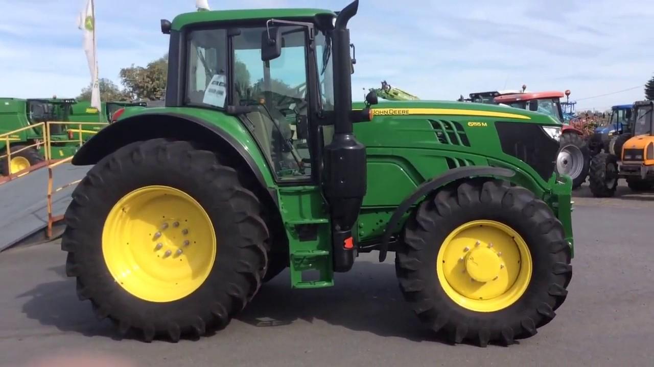 Nouveau Tracteur John Deere 6155M à Image Tracteur John Deere