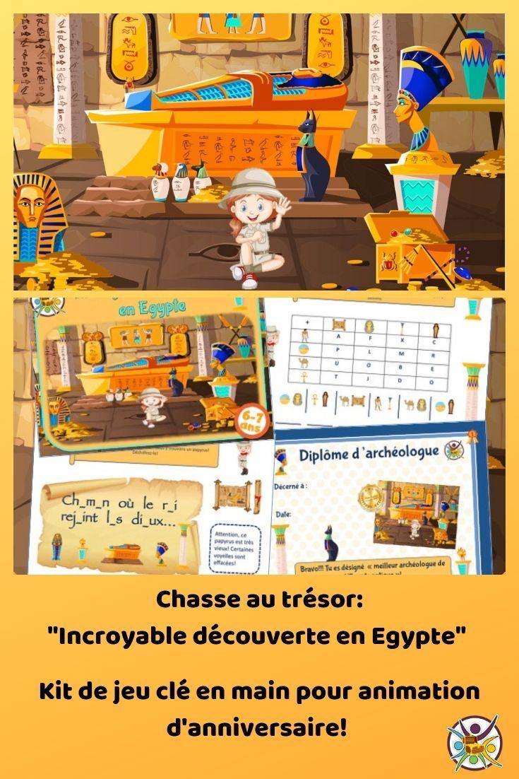 Nouvelle Version De Notre Kit De Jeu De Chasse Au Trésor En encequiconcerne Jeux À Imprimer 8 Ans