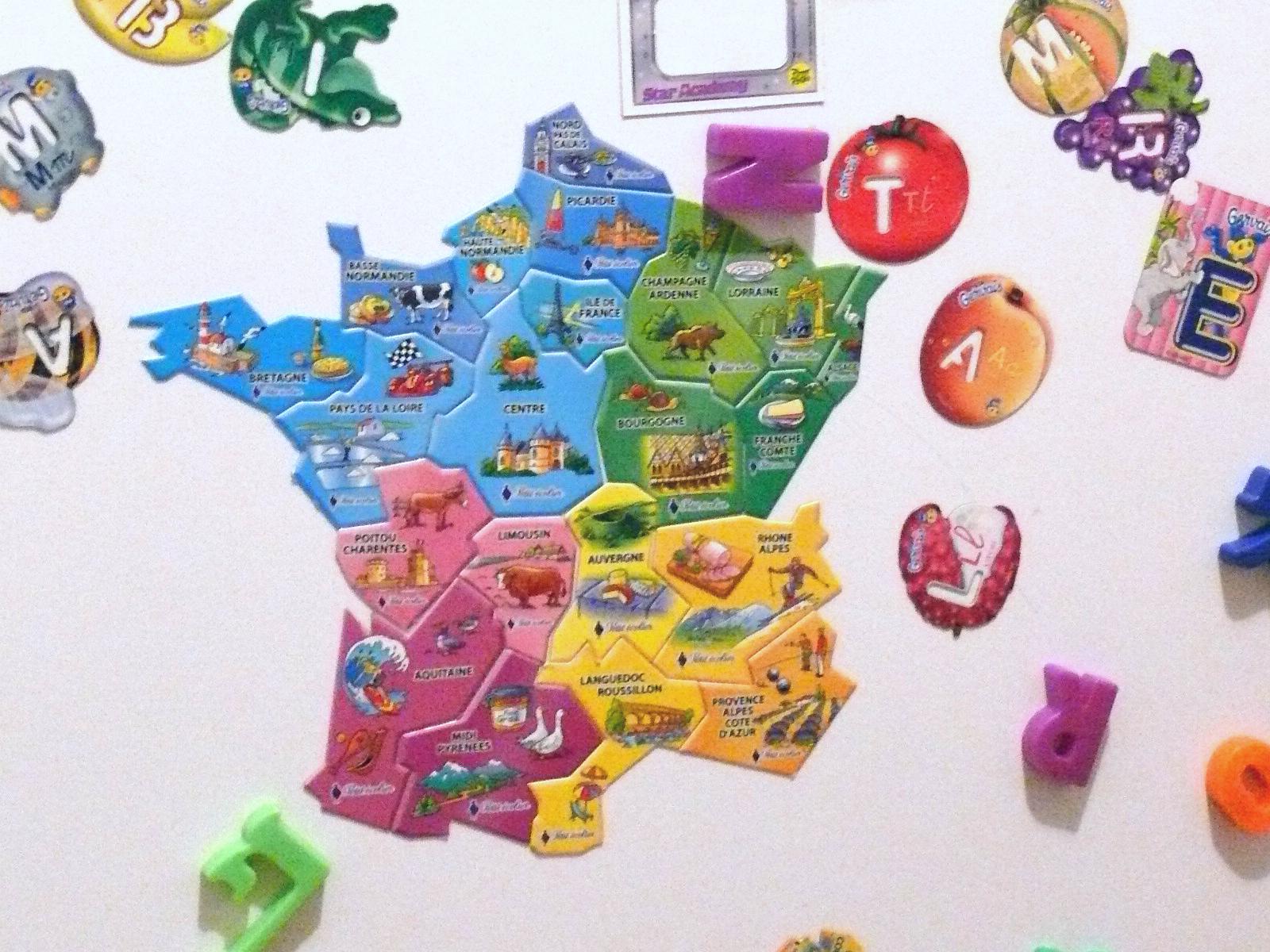 Nouvelles Régions: La Foire Aux Noms Continue ! intérieur Anciennes Régions
