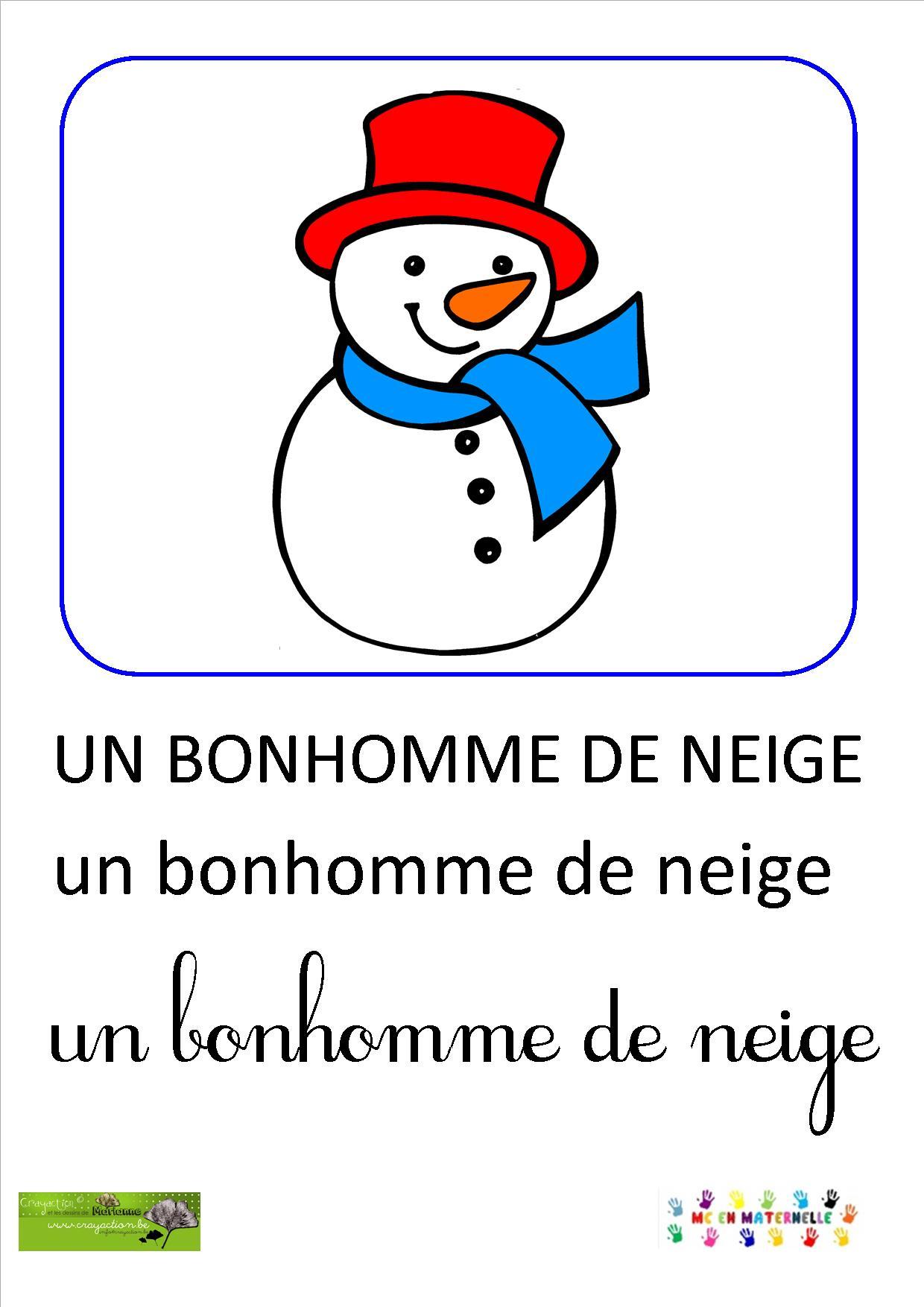 Noyeux Joël : Imagier De Noël – Mc En Maternelle intérieur Imagier Noel Maternelle
