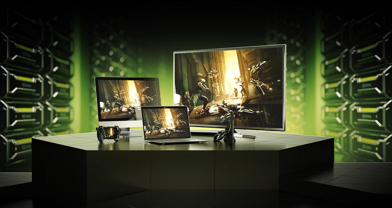 Nvidia Geforce Now Est Officiellement Lancé : Vos Jeux Pc destiné Jeux De Puissance 4 Gratuit
