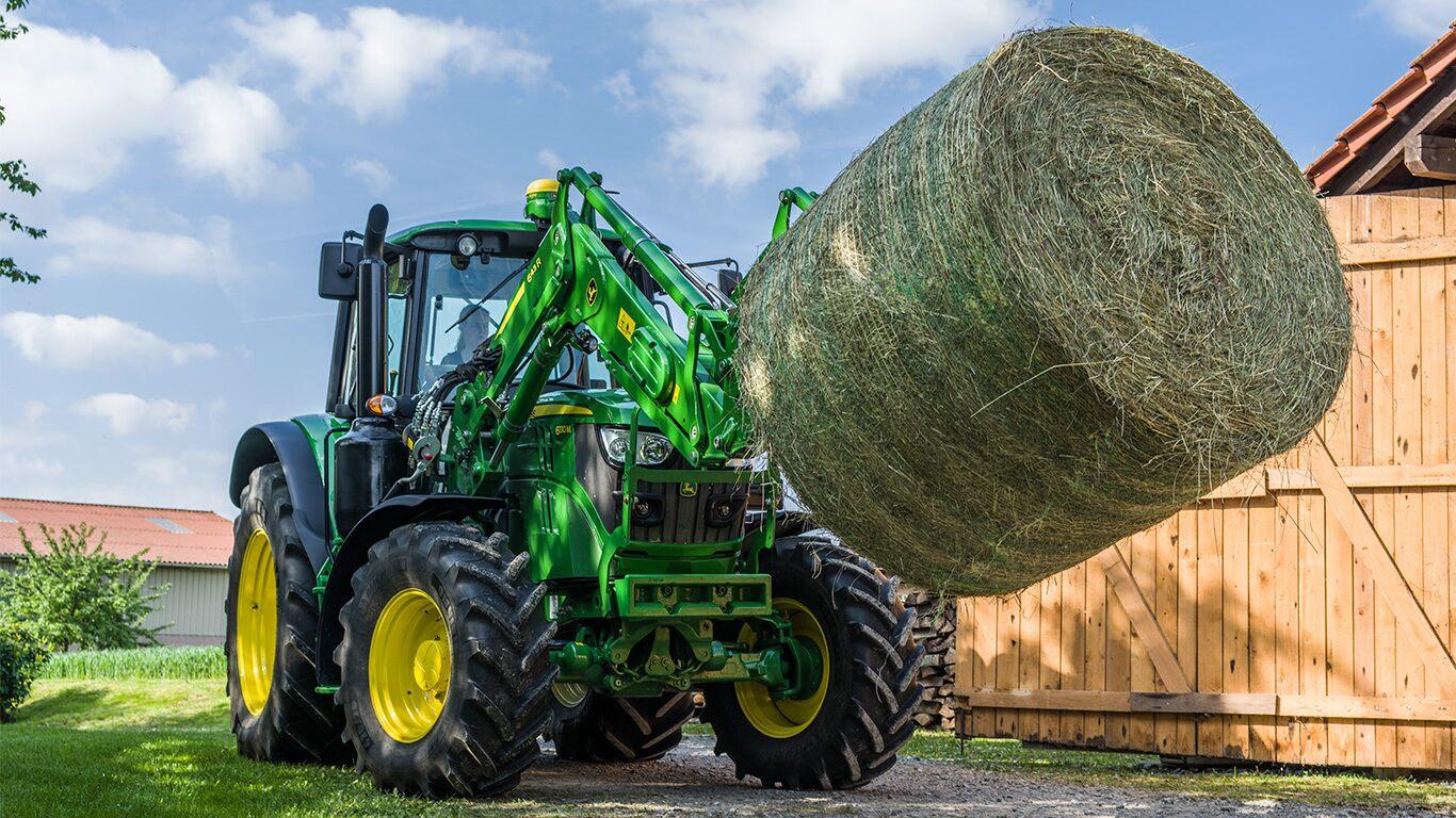 Ön Yükleyiciler | John Deere Tr tout Image Tracteur John Deere