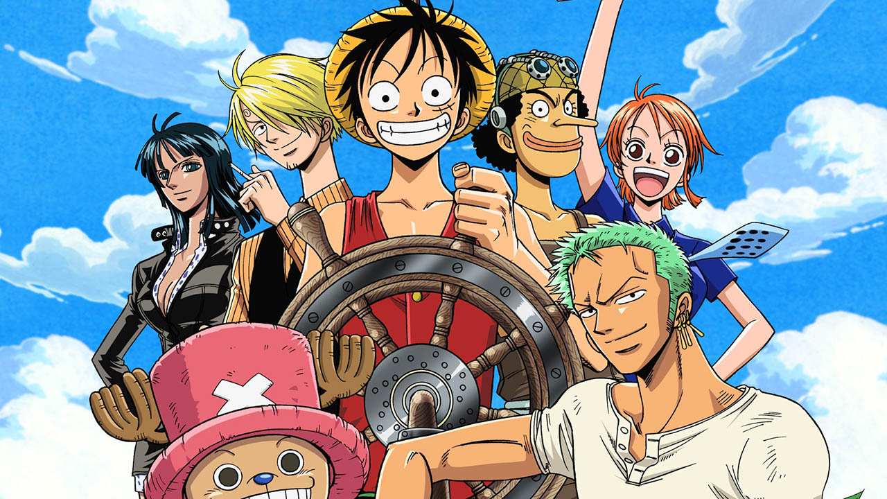 One Piece (1999) - Série - Dessin Animé Manga - Dessin Animé pour Dessin Animé De One Piece