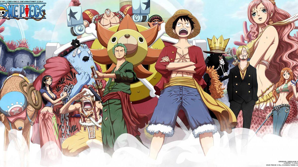 One Piece - Anime (1999) - Senscritique serapportantà Dessin Animé De One Piece