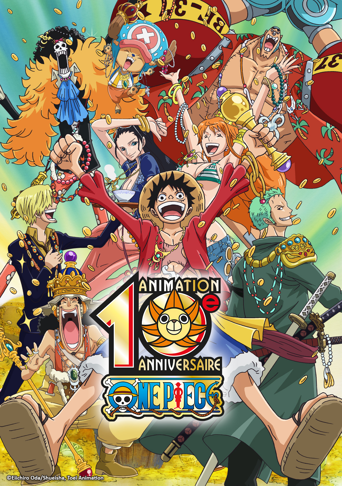 One Piece Au Musée De La Marine, 21 Octobre 2013 - Manga News dedans Dessin Animé De One Piece