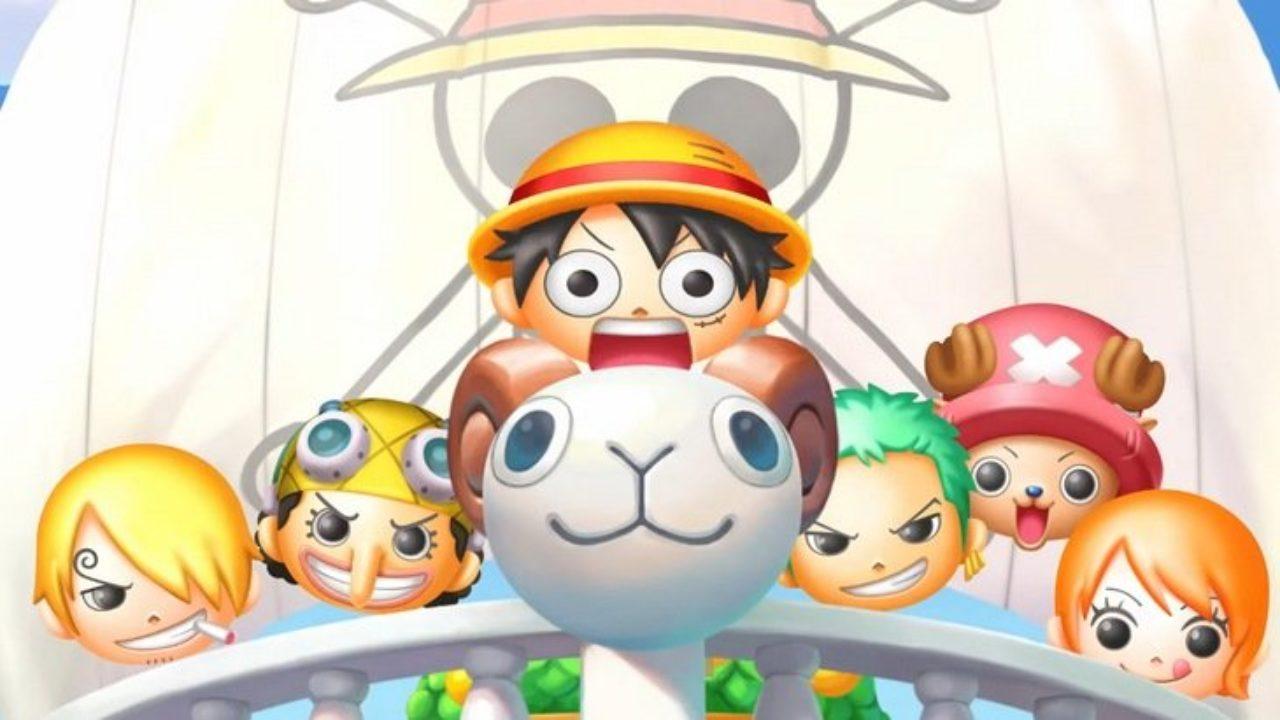 One Piece Bon! Bon! Journey ! Les Pirates Sur Ios Et Android concernant Jeux De Piece Gratuit