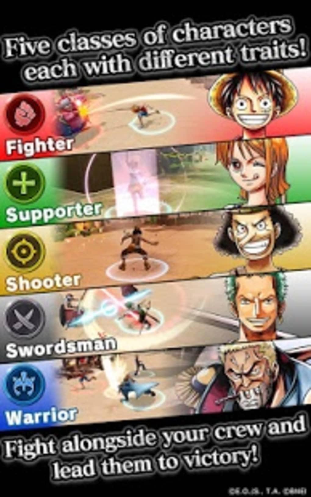 One Piece Bounty Rush Apk Pour Android - Télécharger destiné Jeux De Piece Gratuit