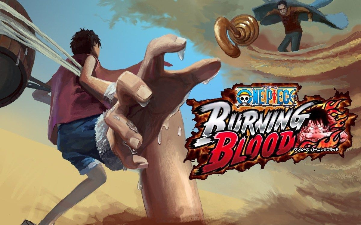 One Piece Burning Blood, La Pub Japonaise Qui Met Le Paquet à Jeux De Piece Gratuit