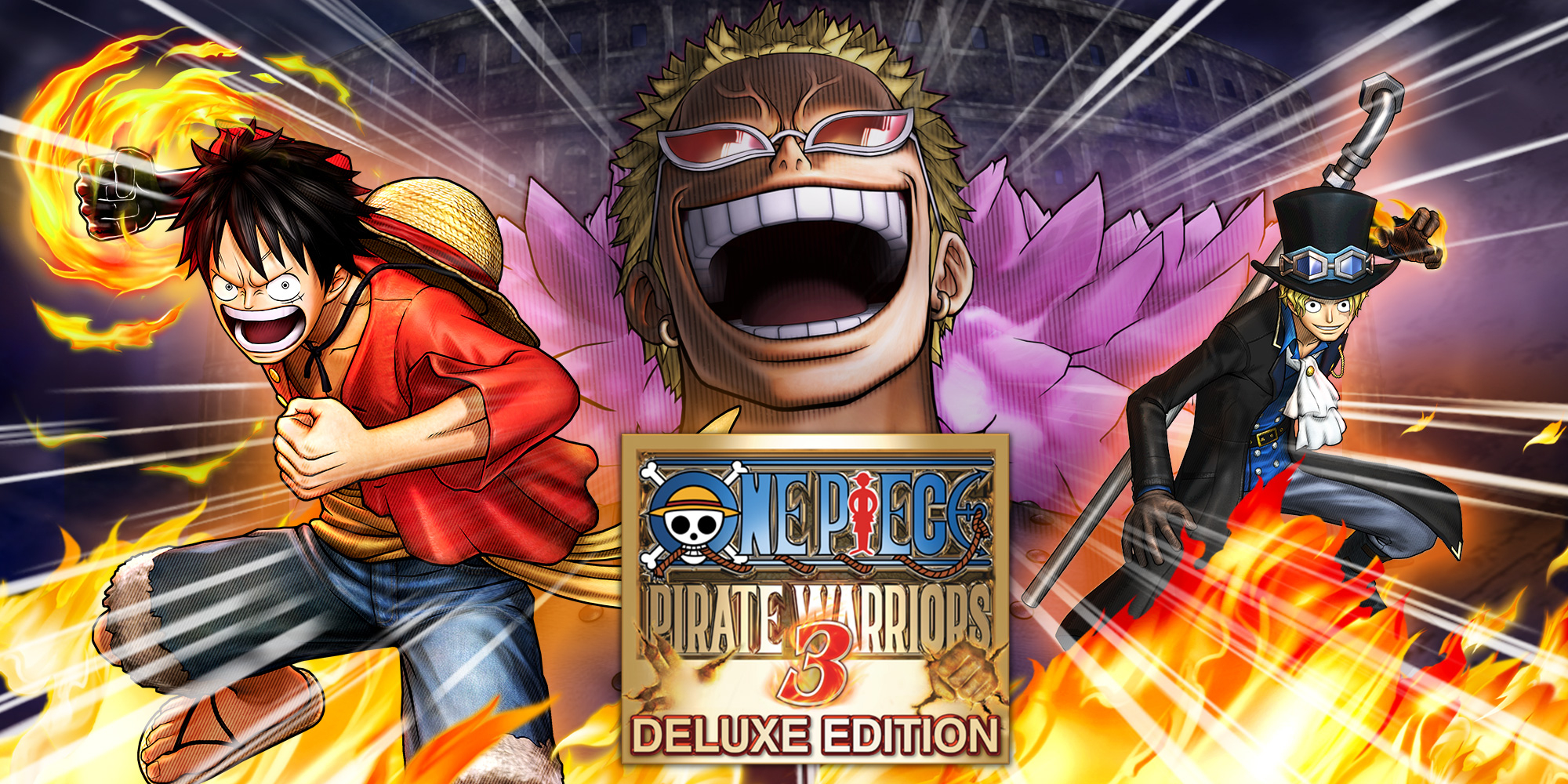 One Piece: Pirate Warriors 3 - Deluxe Edition | Nintendo serapportantà Jeux De Piece Gratuit