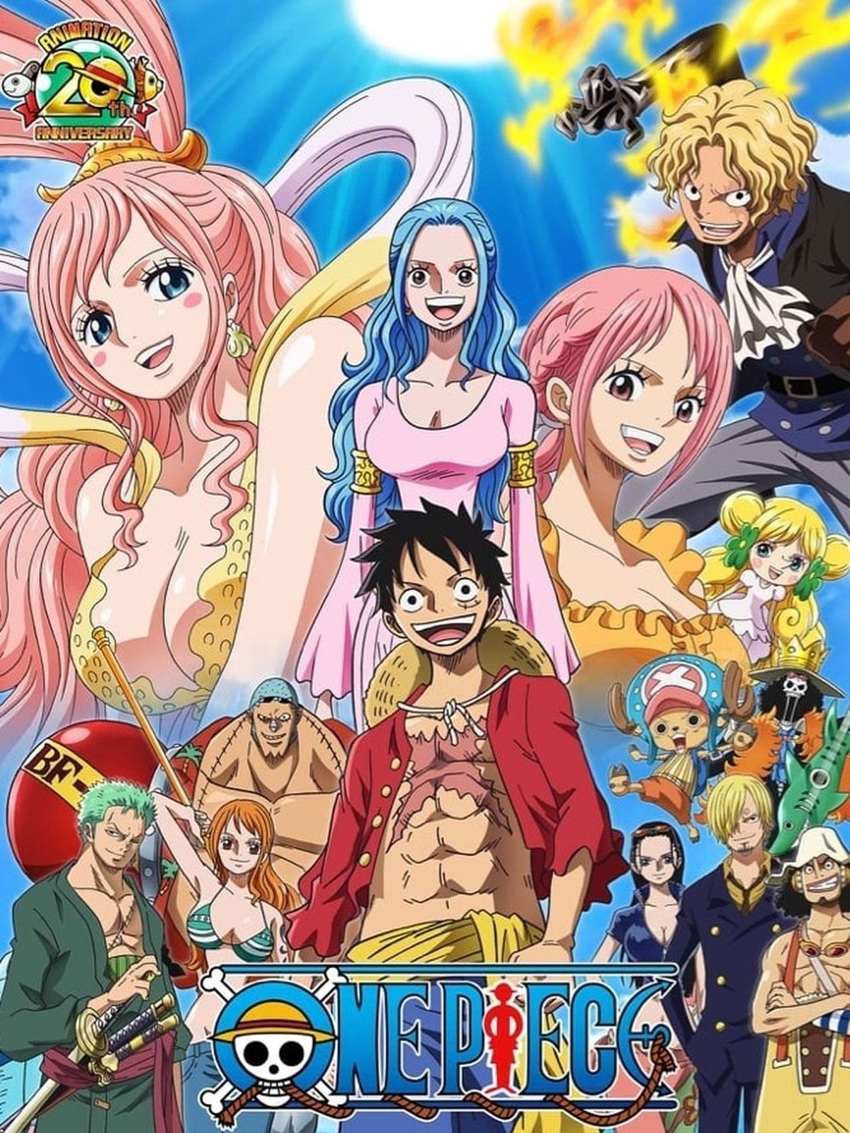 One Piece - Série Tv 1999 - Allociné intérieur Dessin Animé De One Piece
