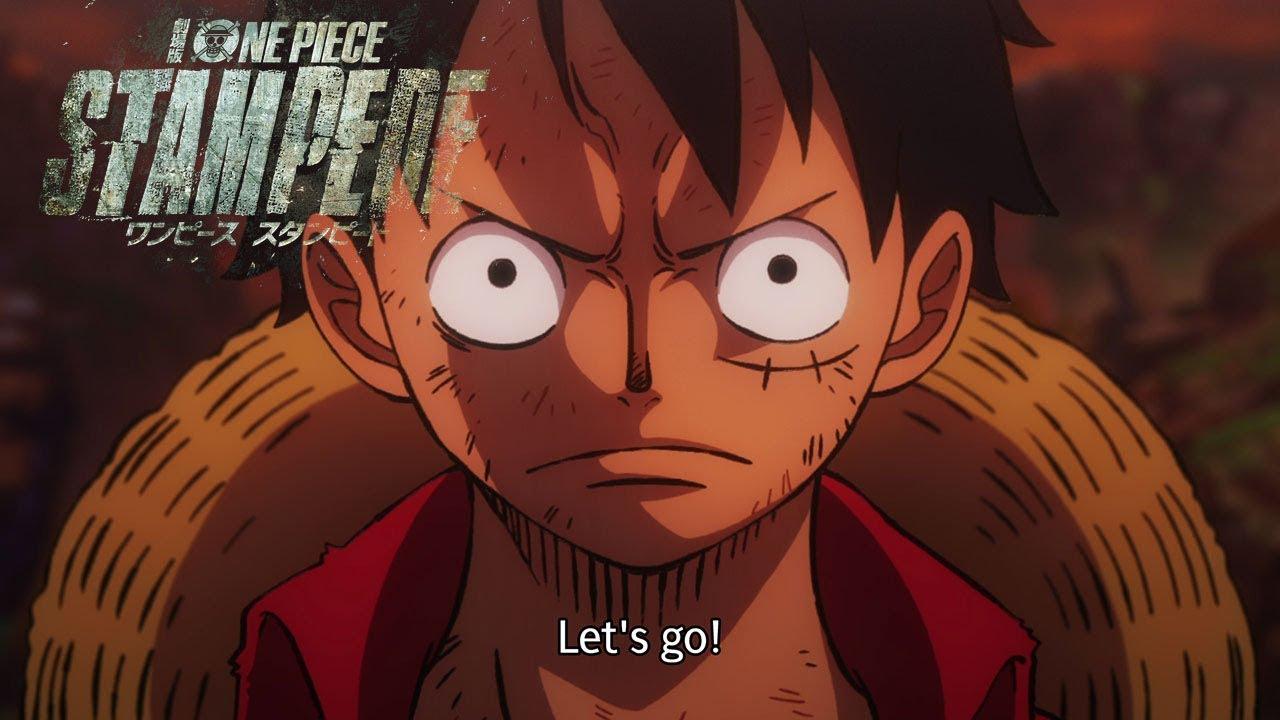 One Piece Stampede : Grandiosement Épique ! - intérieur Dessin Animé De One Piece