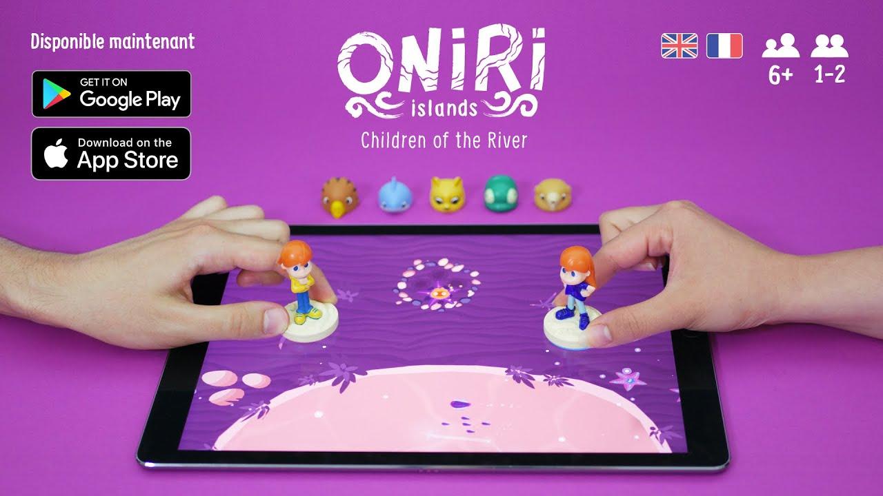 Oniri Islands — Children Of The River – Une Aventure Avec intérieur Puzzle Gratuit A Telecharger Pour Tablette