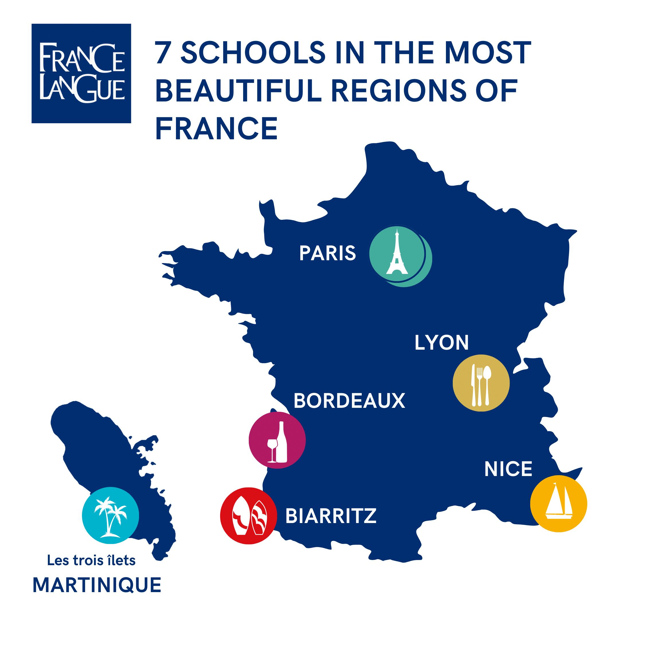 Online French Level Test - Official Test By France Langue pour Quiz Régions De France