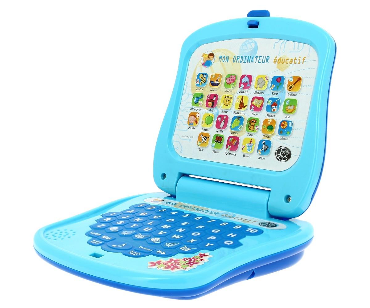 Ordinateur Éducatif Multifonction Jouet Enfant Électronique tout Ordinateur Educatif Enfant