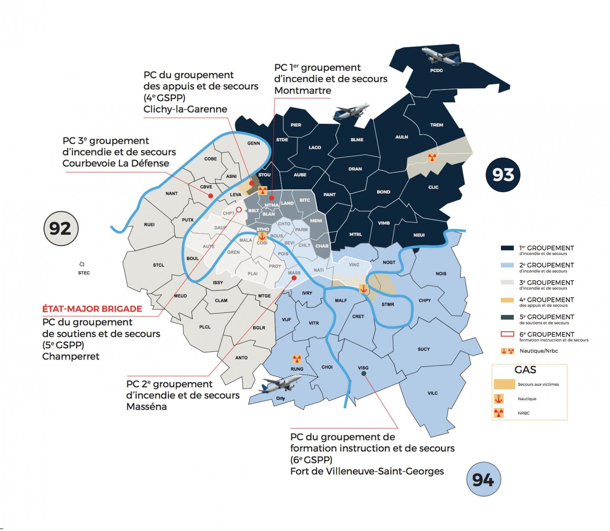 Organisation concernant Combien De Region En France 2017